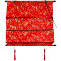 36-inch Red Shang Hai Tan Blinds (China)