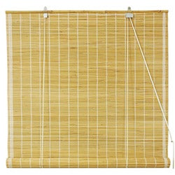 36-inch Natural Matchstick Roll Up Blinds (China)