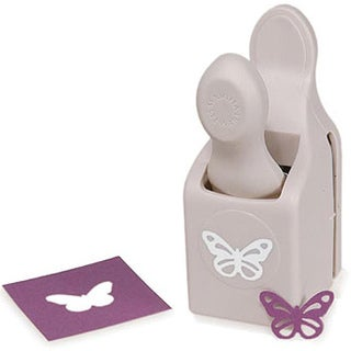Martha Stewart Embossed Butterfly Double Punch