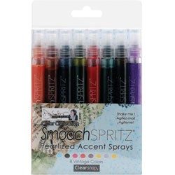 Clearsnap Smooch Spritz Donna Salazar 8-pc Set