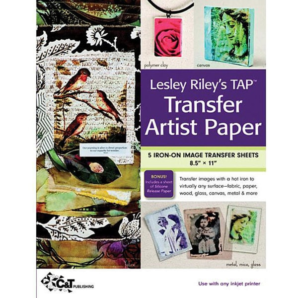 C&T Publishing Transfer Artist Paper (Pack of 5)