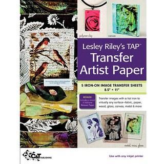 C&T Publishing Transfer Artist Paper (Pack of 5)