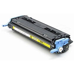 HP Q6002A Yellow Toner (Remanufactured)