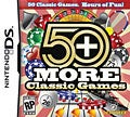 NinDS - 50 More Classic Games - By Destineer