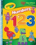 Crayola Numbers 1 2 3 (Board book)