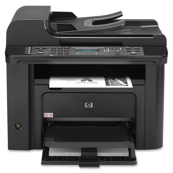 HP LaserJet Pro M1530 M1536DNF Laser Multifunction Printer - Monochro
