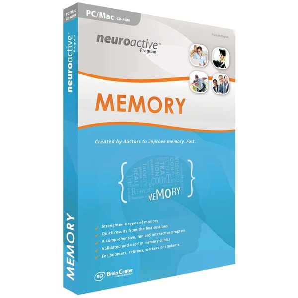 Brain Center NeuroActive Program Memory