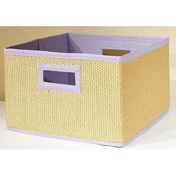 VP Home I-Cubes Purple Storage Baskets (Pack of 3)