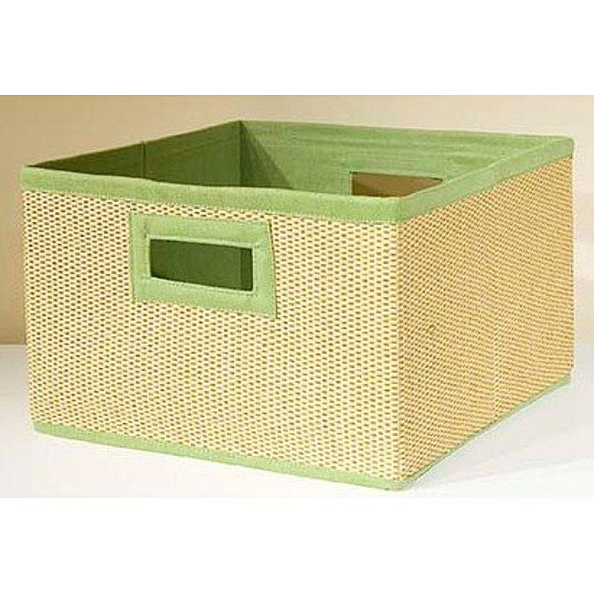 VP Home I-Cubes Lime Storage Baskets (Pack of 3)