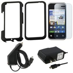 4-piece Case and Chargers for Motorola MB300