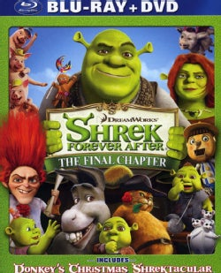 Shrek Forever After (Blu-ray/DVD)