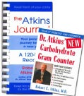 The Atkins Journal + Dr. Atkins' New Carbohydrate Gram Counter