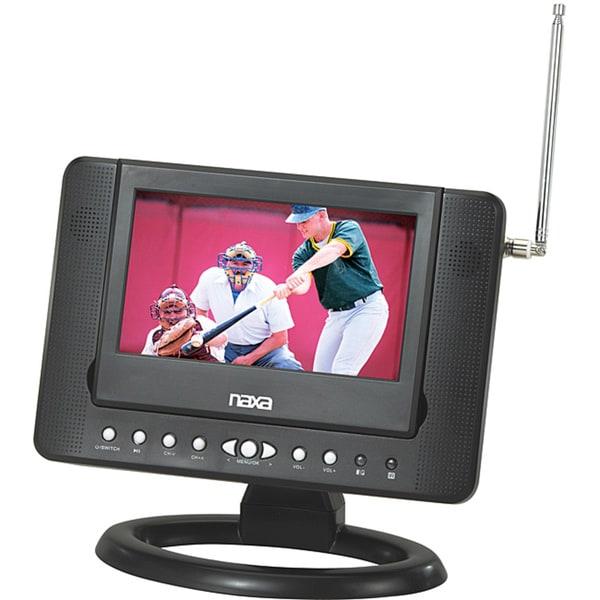 Naxa NTD-7561 7-inch LCD TV with DVD Player