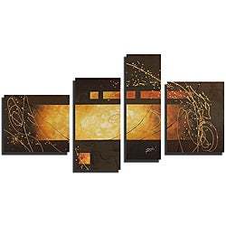 'Milky Way' 4-piece Art Set