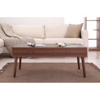 Furniture of America Champion 2-drawer Coffee Table