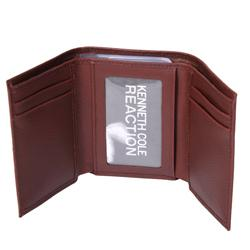 Kenneth Cole Reaction Men's Tri-fold Wallet
