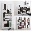 Bart Multi-tiered Modern Display Bookshelf