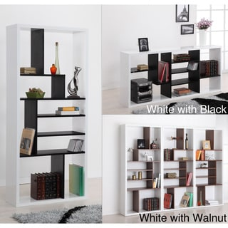 Furniture of America Bart Multi-tiered Modern Display Bookshelf