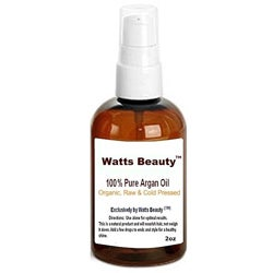 Watts Beauty Moroccan Gold 2-ounce Pure Argan Oil