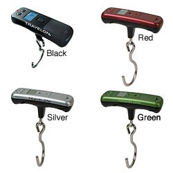 Travelon Lightweight Locking Micro Luggage Scale with Auto-Shut Off