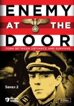 Enemy at The Door, Series 2 (DVD)