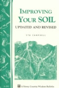 Improving Your Soil: Storey Country Wisdom Bulletin A-202 (Paperback)