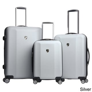 Heys USA D1006 Quad 3-piece Hardside Luggage Set