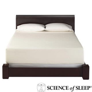 Science of Sleep Bedbug Allergen Barrier Total Mattress Encasement