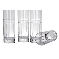 Reed & Barton Tempo Hiball Glasses (Set of 4)