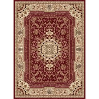 Oriental Red Rug (7'10 x 10'3)