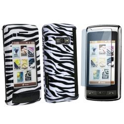 Snap-on Case/ Screen Protector for LG enV Touch VX11000