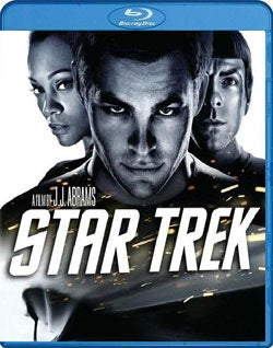 Star Trek (2009) (Blu-ray Disc)