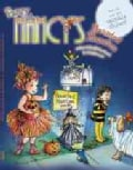 Fancy Nancy's Haunted Mansion: A Reusable Sticker Book for Halloween (Paperback)