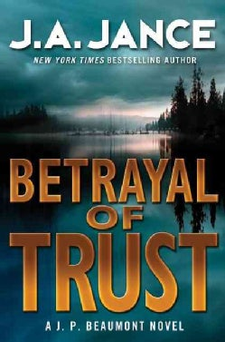 Betrayal of Trust (Hardcover)