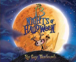 The 13 Nights of Halloween (Hardcover)