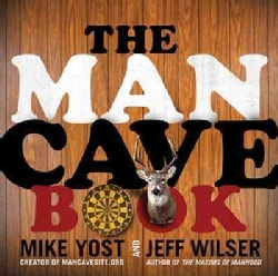 The Man Cave Book (Paperback)