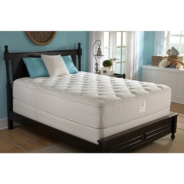 Sealy Comfort Series Cape Francis Plush King-size Mattress Set