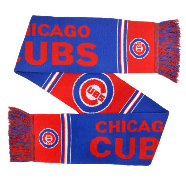 Chicago Cubs Acrylic Scarf