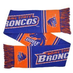 Boise State Broncos Acrylic Scarf