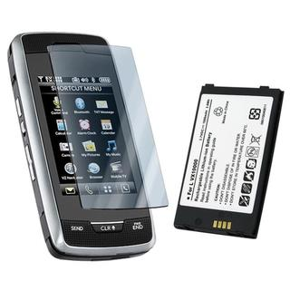 Battery with Screen Protector for LG Voyager VX10000