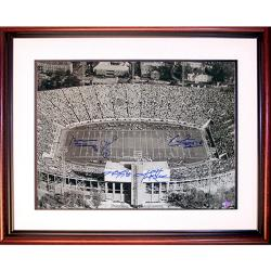 Steiner Sports Alabama Legends Multi Signed Stadium Photograph