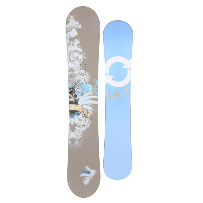 24 Seven Women's Fawn SW 151-cm Snowboard