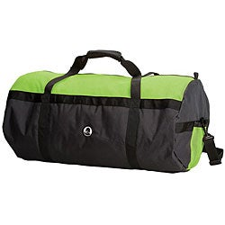 Stansport 30-inch Green/ Black Mesh Top Roll Bag