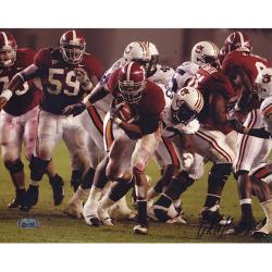 Steiner Sports Glen Coffee Rush vs Auburn Photograph