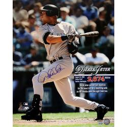 Steiner Sports Derek Jeter Record 2674th Hit Photograph