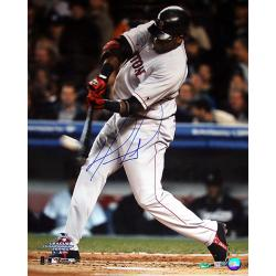 Steiner Sports David Ortiz 2004 ALCS Game 7 First Inning Home Run Photograph
