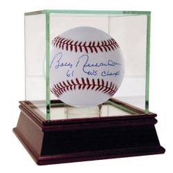 Steiner Sports Bobby Richardson MLB Baseball w/ '61 WS Champs' Inscription