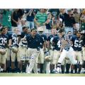 Steiner Sports Coach Charlie Weis Photograph