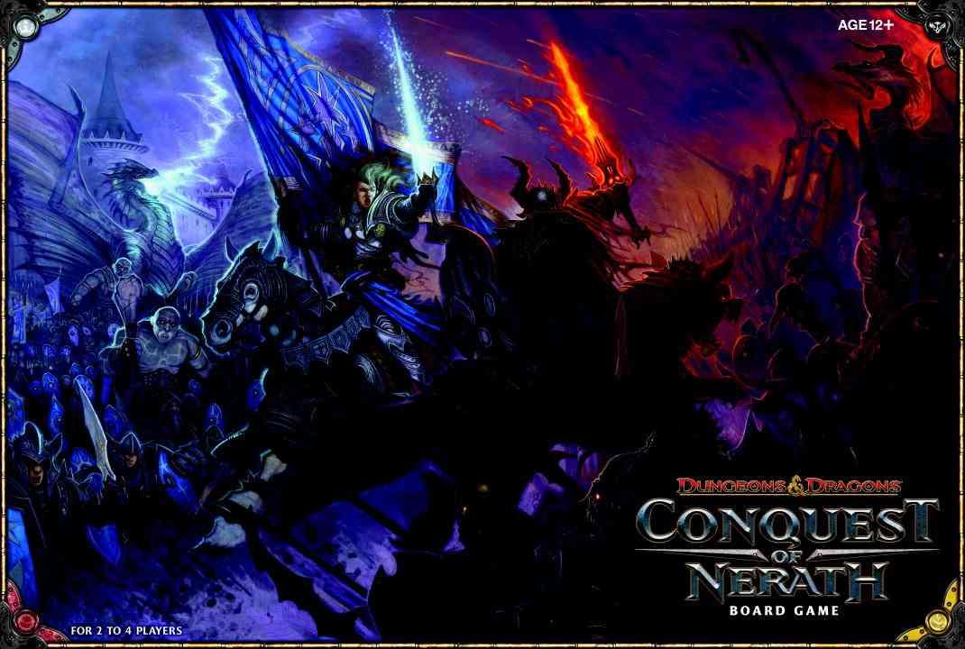 Conquest of Nerath (Game)