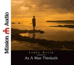 As a Man Thinketh (CD-Audio)